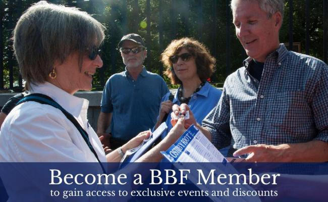 Become a BBF Member to gain access to exclusive events and discounts