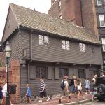 Paul Revere's House by Ben Franske; Creative Commons License