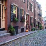 Acorn Street by Darron Schall; Creative Commons License