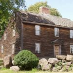 John Adams' birthplace in Quincy, MA, credit: Daderot at the English language Wikipedia